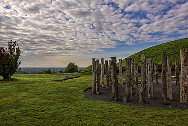 Knowth, County Meath, Leinster, Republic of Ireland, Europe