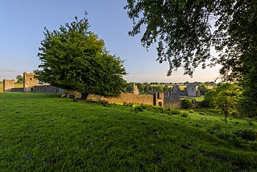 Kells Priory, County Kilkenny, Leinster, Republic of Ireland, Europe