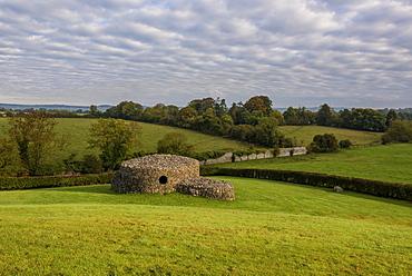Newgrange, County Meath, Leinster, Republic of Ireland, Europe