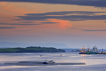 Killybegs Harbour, County Donegal, Ulster, Republic of Ireland, Europe