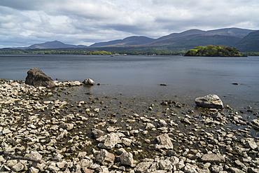 Lough Leane, Killarney National Park, County Kerry, Munster, Republic of Ireland, Europe