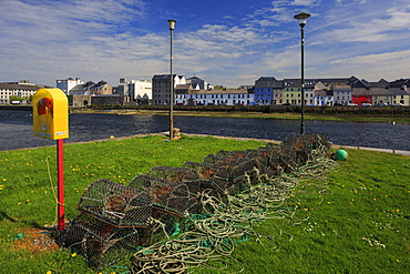 The Claddagh, County Galway, Connacht, Republic of Ireland, Europe