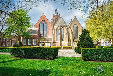 Grote of Sint Janskerk, Schiedam, The Netherlands, Europe