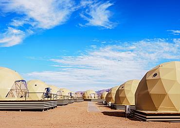 Sun City Camp, Wadi Rum, Aqaba Governorate, Jordan, Middle East