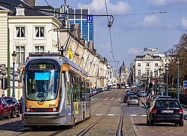 Rue Royale, Brussels, Belgium, Europe