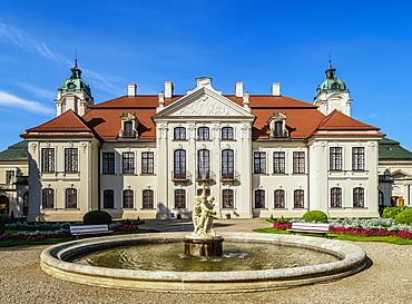 Zamoyski Palace in Kozlowka, Lublin Voivodeship, Poland, Europe