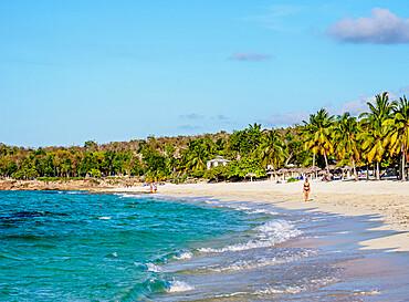 Playa Esmeralda, Holguin Province, Cuba, West Indies, Caribbean, Central America