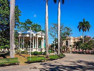 Parque Vidal, Santa Clara, Villa Clara Province, Cuba, West Indies, Caribbean, Central America