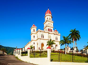 Nuestra Senora de la Caridad del Cobre Basilica, El Cobre, Santiago de Cuba Province, Cuba, West Indies, Caribbean, Central America