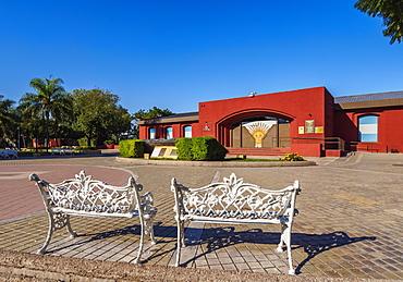 Museo del Area Fundacional, museum, Plaza Pedro del Castillo, Mendoza, Argentina, South America