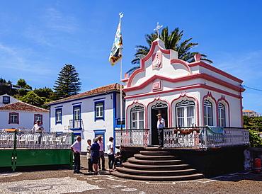 Imperio do Espirito Santo, Vila Nova, Terceira Island, Azores, Portugal, Atlantic, Europe