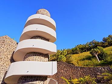 Palmetum, botanical garden, Santa Cruz de Tenerife, Tenerife Island, Canary Islands, Spain, Europe