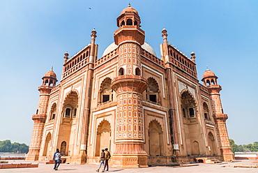 Safdarjung Tomb, New Delhi, India, Asia