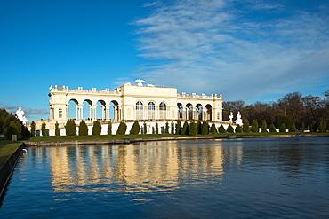 The Gloriette in the Schonbrunn Palace Garden, UNESCO World Heritage Site, Vienna, Austria, Europe