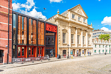 Bristol Old Vic is a British theatre company based at the Theatre Royal on King Street in Bristol, Avon, England, UK.