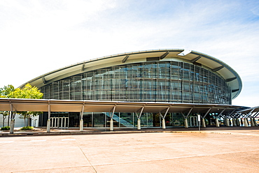 Darwin Convention Centre at the Waterfront Precinct, Darwin, Northern Territory. Australia, Pacific