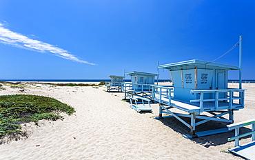 Pacific Coast, Zuma beach, California, United States of America, North America