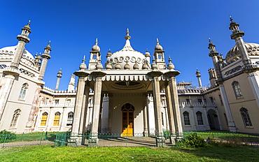 Royal Pavilion, Brighton, East Sussex, England, United Kingdom, Europe