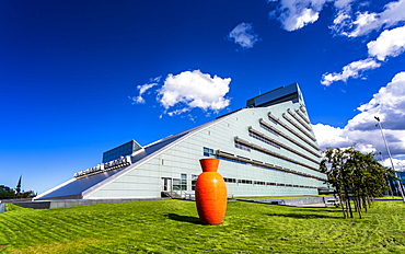National Library of Latvia, Riga, Latvia, Baltic States, Europe