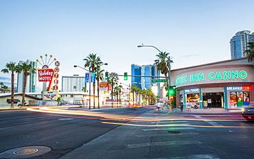 The Strip, Las Vegas Boulevard, Las Vegas, Nevada, United States of America, North America