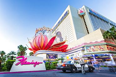 Flamingo, The Strip, Las Vegas Boulevard, Las Vegas, Nevada, United States of America, North America