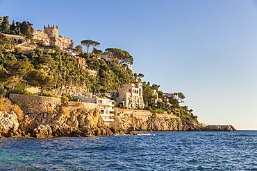 Cap de Nice, Nice, Alpes Maritimes, Cote d'Azur, French Riviera, Provence, France, Mediterranean, Europe