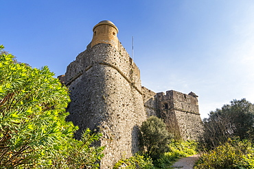 Mont Alban Fortress, Nice, Alpes Maritimes, Cote d'Azur, French Riviera, Provence, France, Mediterranean, Europe