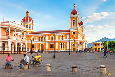 The Cathedral of Granada, Nicaragua, Central America