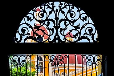 The Cathedral of Granada, Granada, Nicaragua, Central America