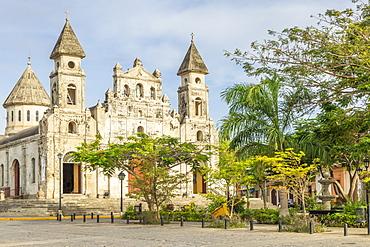 Guadaloupe Church in Granada, Nicaragua, Central America