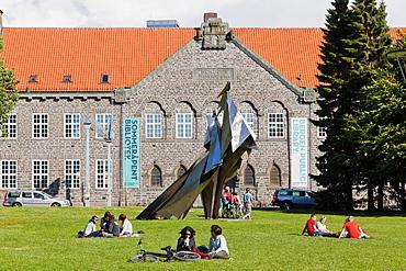 Public Library, Bergen, Norway, Scandinavia, Europe