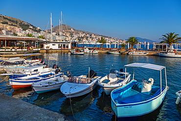 Saranda, South coast, Albania, Europe