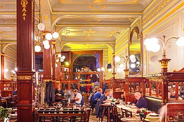 Taverne Greenwich, Brussels, Belgium, Europe