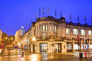 BOZAR, Brussels, Belgium, Europe
