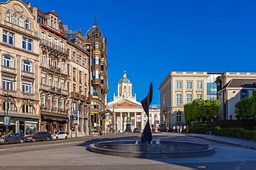 The Coudenberg, Brussels, Belgium, Europe