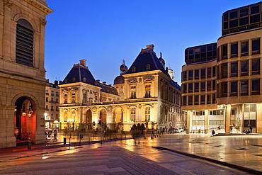 Pradel Square, Lyon, Auvergne-Rhone-Alpes, France, Europe
