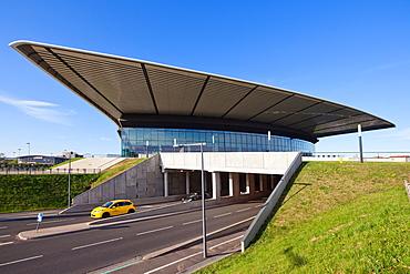 Lyon-Saint-Exupery Airport, Colombier-Saugnieu, Auvergne-Rhone Alpes, France, Europe