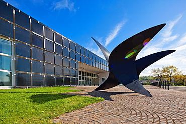 MAM, Museum of Modern Art, Saint Etienne, Loire Department, Auvergne-Rhone-Alpes, France, Europe