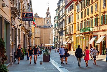 Corso Garibaldi, Ancona, Marche, Italy, Europe