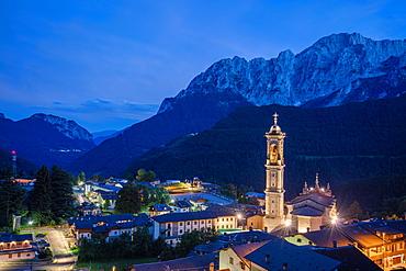 Vilminore di Scalve, Val di Scalve, Lombardy, Italy, Europe