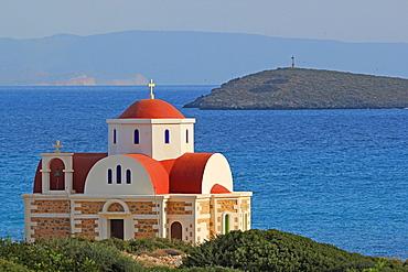 Pachia Ammos Beach, Crete Island, Greek Islands, Greece, Europe
