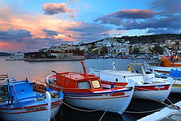 Elounda, Crete Island, Greek Islands, Greece, Europe
