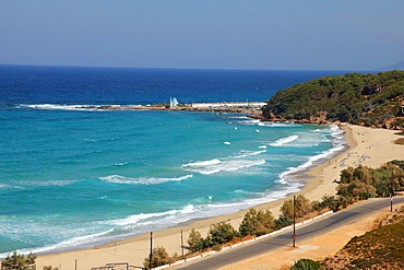 Messakti Beach, Ikaria Island, Greek Islands, Greece, Europe
