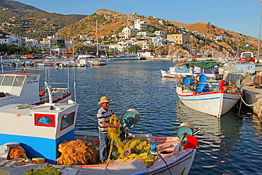 Agios Kirykos, Ikaria Island, Greek Islands, Greece, Europe