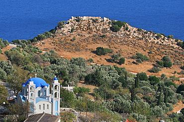 Plagia, Ikaria Island, Greek Islands, Greece, Europe