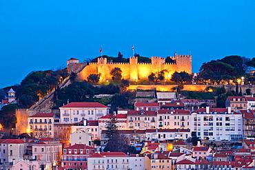 San Pedro de Alcantara, Lisbon, Portugal, Europe