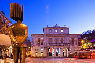 Sao Carlos Theatre, Lisbon, Portugal, Europe