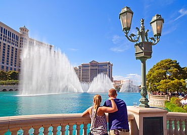 The Venetian Resort Hotel Casino, Las Vegas, Nevada, United States of America, North America