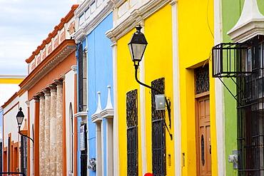 Campeche, Mexico, North America