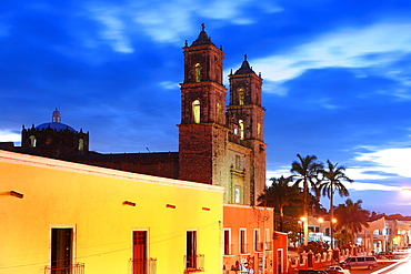Valladolid, Mexico, North America